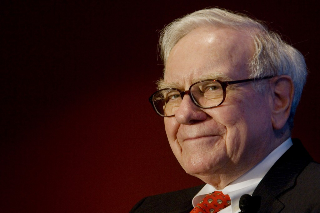Warren Buffett Diet
