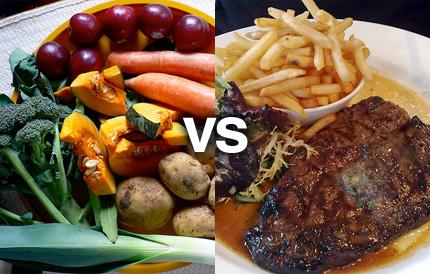 is cancer linked to diet vegan bullshit