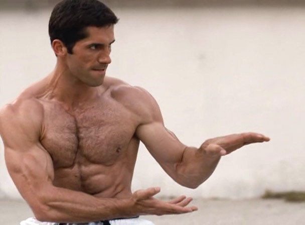 Scott Adkins workout routine