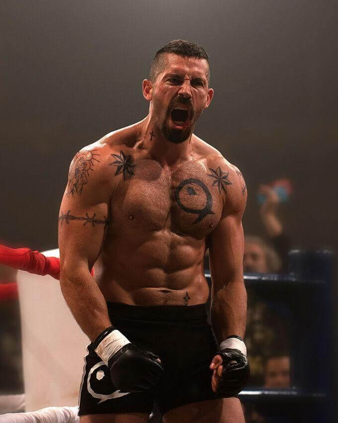 scott adkins physique muscle
