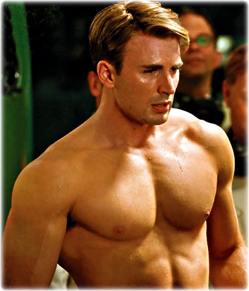 Chris Evans Workout Routine And Diet For Captain America Civil War