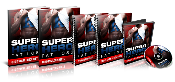 Superhero Fat Loss review