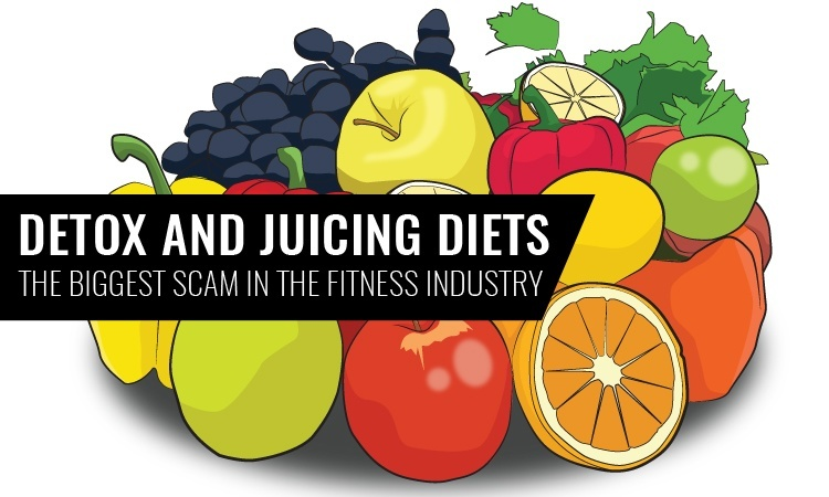 detox juicing diets scam