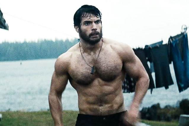 Man of steel workout routine