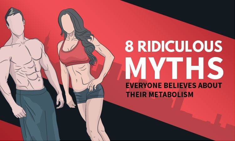 slow metabolism myths