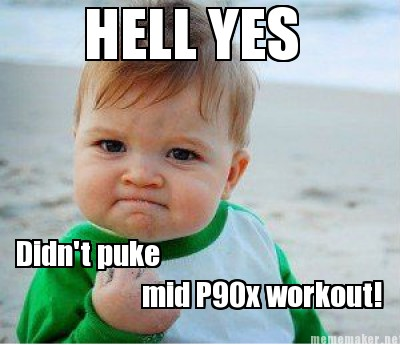 P90x workout review