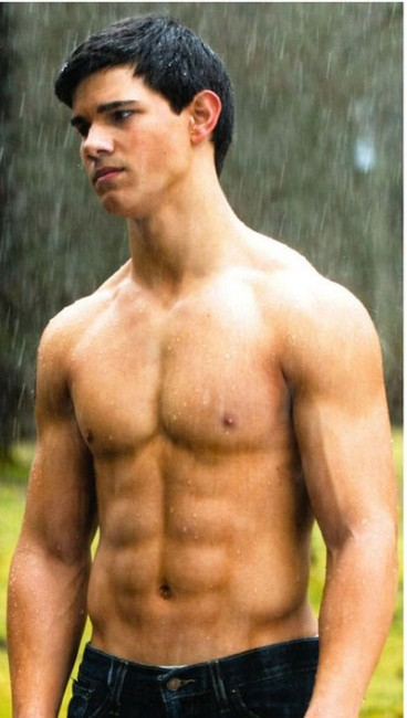 Taylor Lautner diet