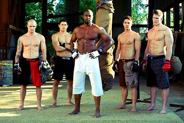 Michael jai white trianing
