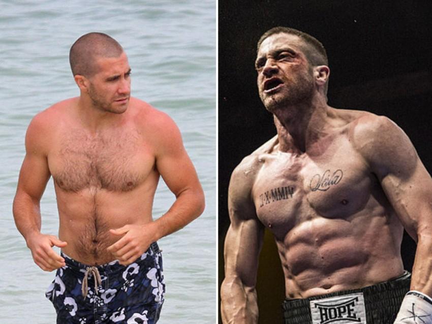 Jake Gyllenhaal Workout