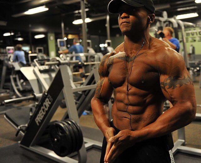 train muscle 2x per week