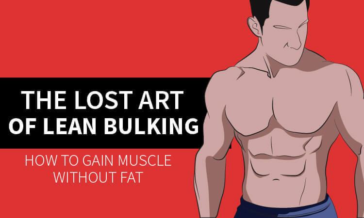lean bulking diet