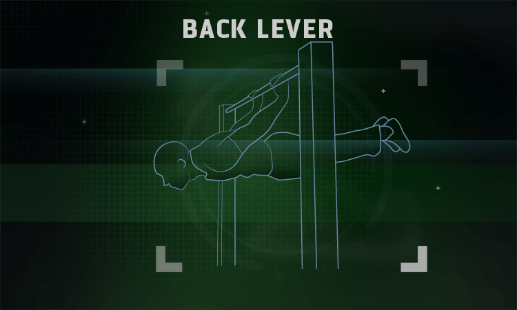 back lever workout routine