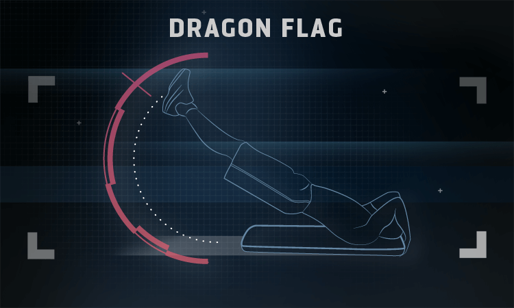 dragon flag exercise routine